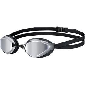 arena Python Mirror duikbrillen zwart